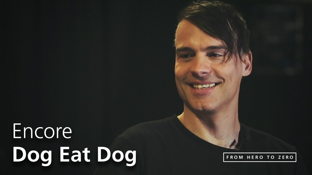 ENCORE to EPISODE 1.01: Roger Haemmerli, guitar player for Dog Eat Dog