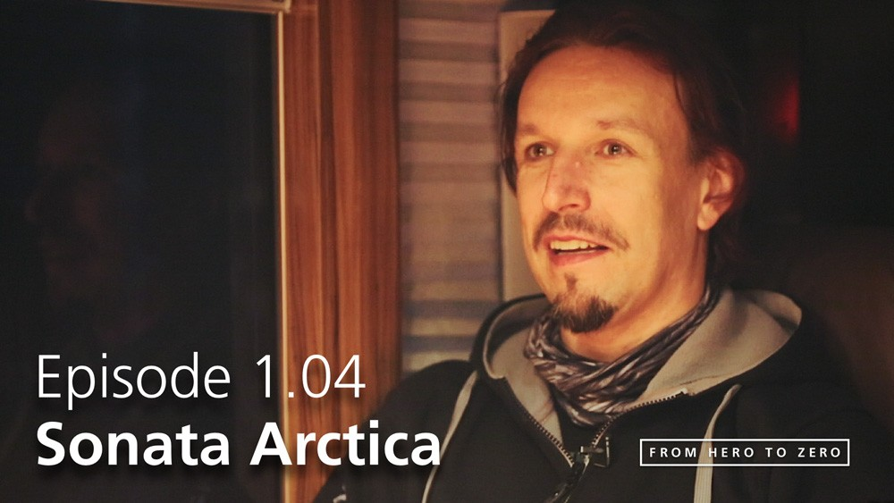 EPISODE 1.04: Tony Kakko and the pack of the Sonata Arctica
