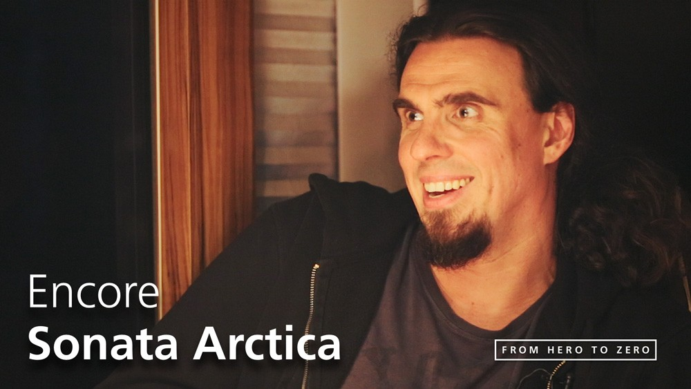 ENCORE to EPISODE 1.04: Pasi Kauppinen of Sonata Arctica