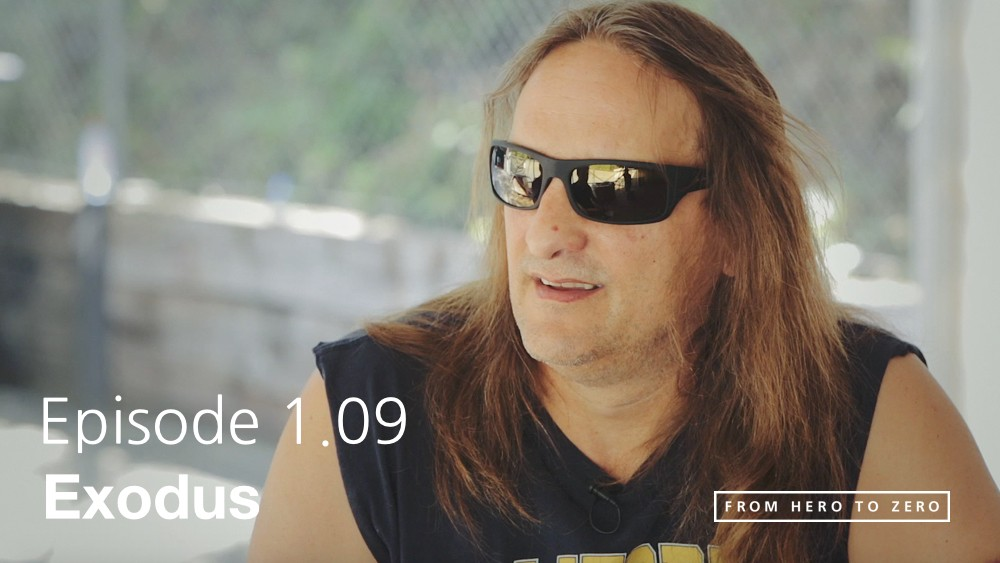 EPISODE 1.09: How Tom Hunting is Bonded by Metal in Exodus