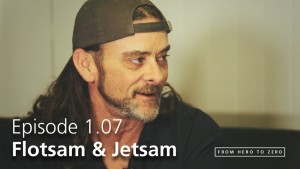 "Eric ""A.K."" Knutson of Flotsam and Jetsam | www.from-hero-to-zero.com"