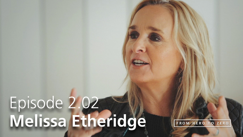 EPISODE 2.02: Melissa Etheridge and her perception of the music industry today