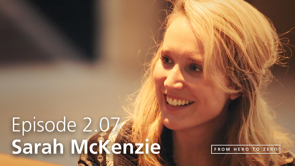 EPISODE 2.07: Sarah McKenzie on music niches, being old-fashioned, and albums as a world