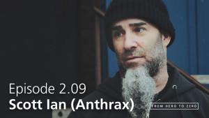 Scott Ian, Anthrax | www.from-hero-to-zero.com