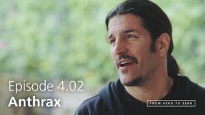 Frank Bello, Anthrax, 2016