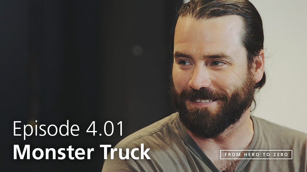 EPISODE 4.01: Monster Truck's Steve Kiely on tour options, finances and fans