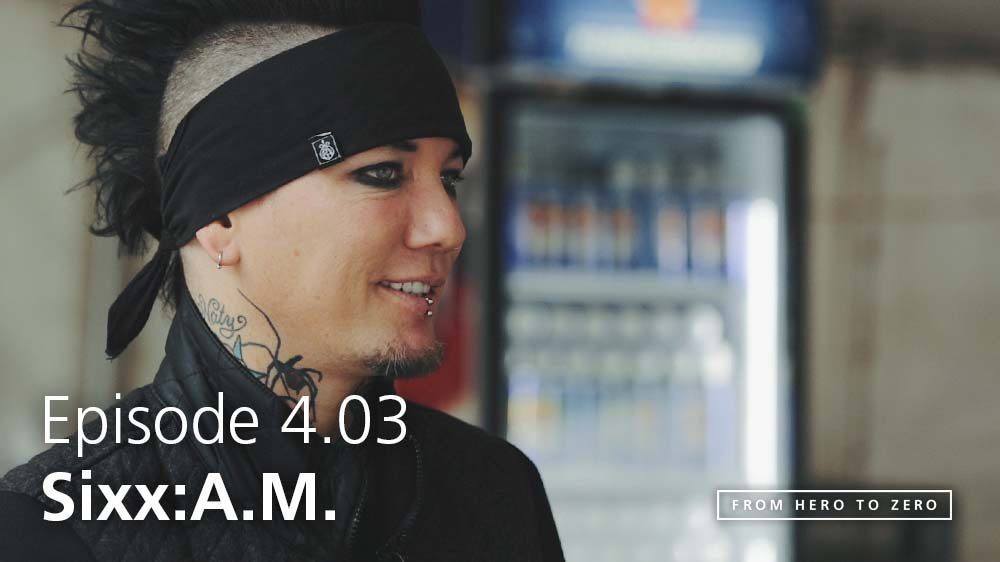 EPISODE 4.03: Dj ASHBA from Sixx:A.M. on building his business, diversifying, and introducing a good cause