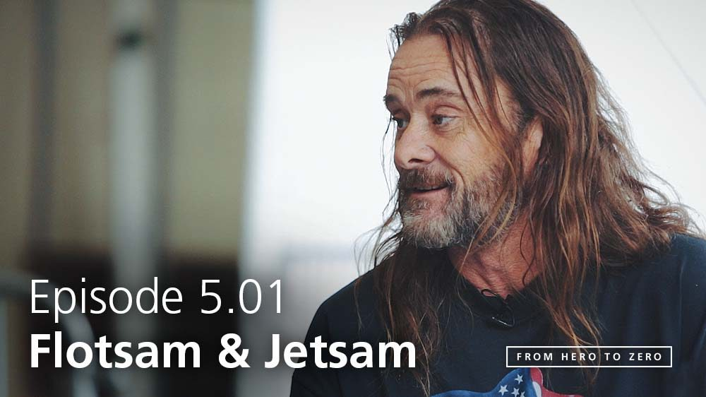 "EPISODE 5.01: Eric ""AK"" Knutson on Flotsam & Jetsam's new album, crowdfunded vs signed and more"