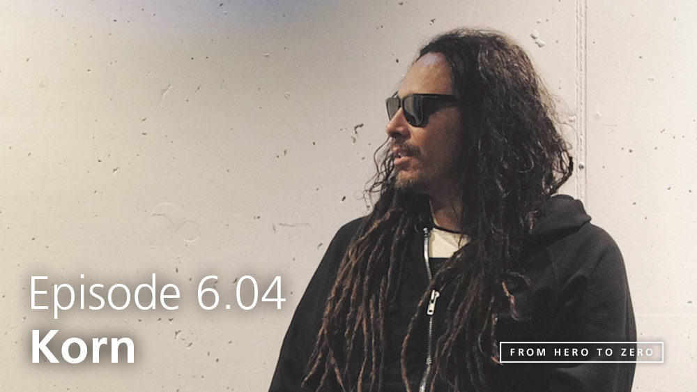 "EPISODE 6.04: James ""Munky"" Shaffer of Korn on becoming smarter in regard to the music business"