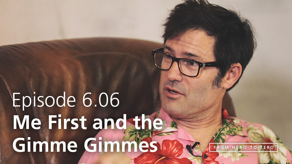EPISODE 6.06: Interview with Joey Cape of Lagwagon and Me First and the Gimme Gimmes