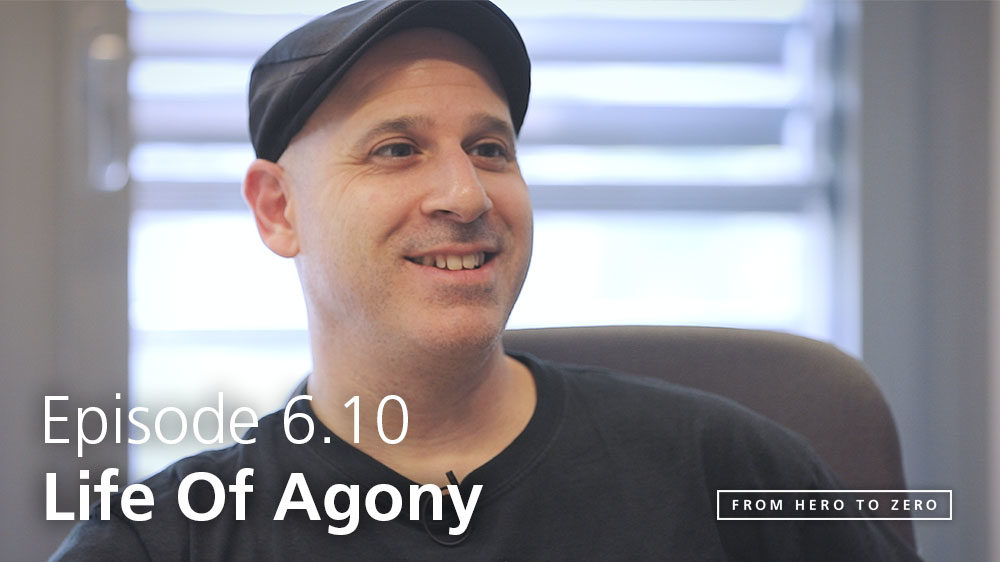 EPISODE 6.10: Alan Robert of Life of Agony on being a musician today