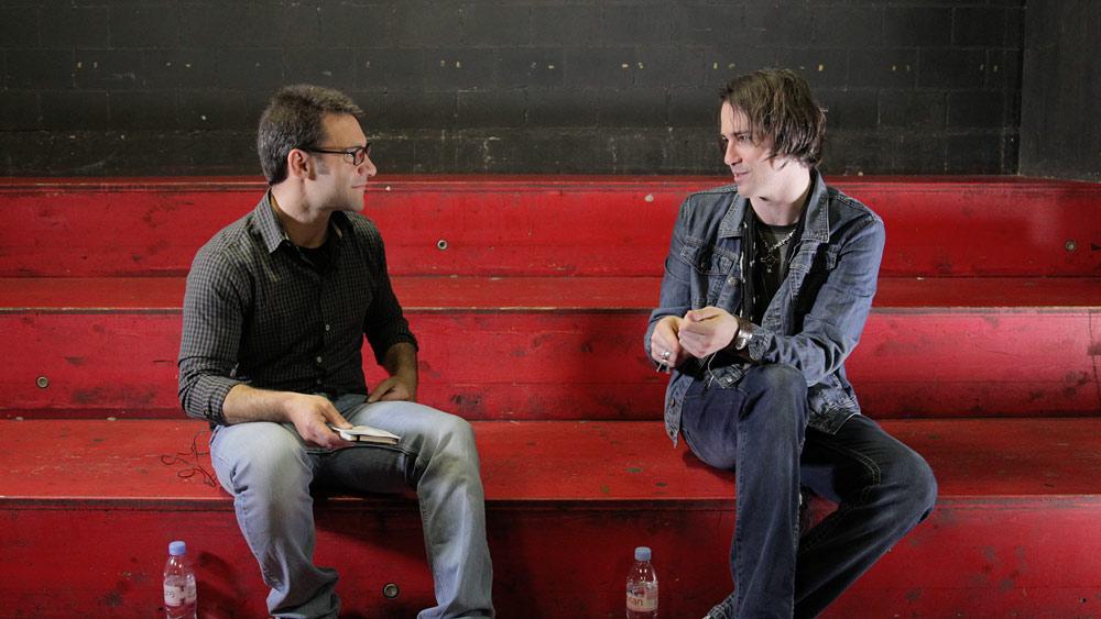 Ryan McGarvey with Sebastiano Mereu
