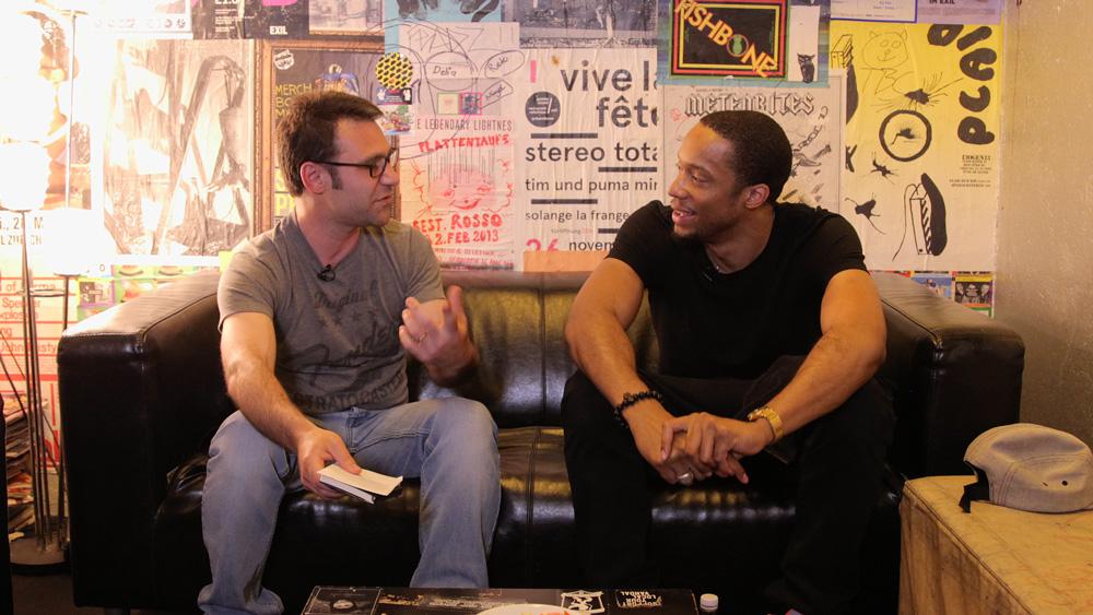 Black Milk, Hip Hop Producer and Artist from Detroit
