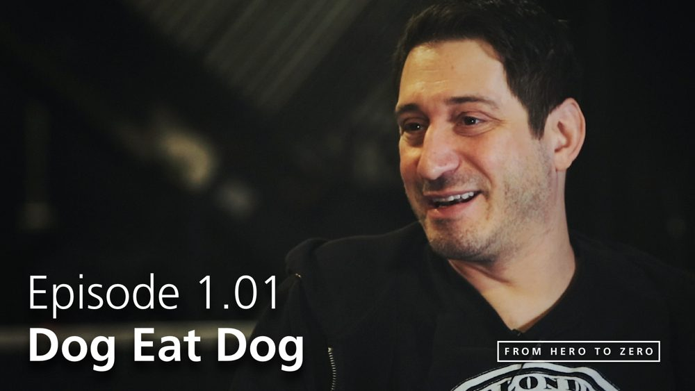 EPISODE 1.01: Dave Neabore, bassist and founding member of Dog Eat Dog