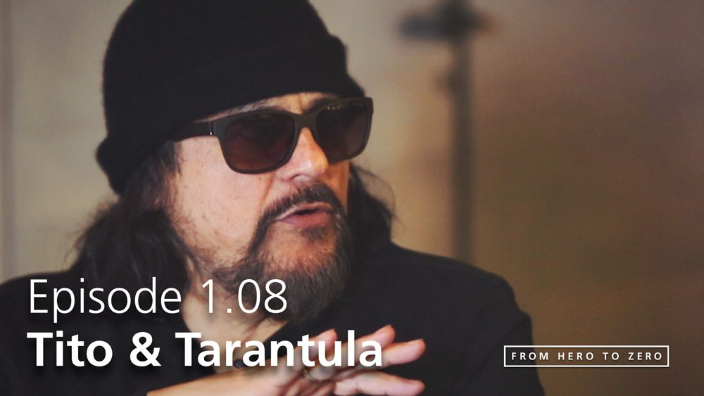 EPISODE 1.08: Tito & Tarantula and romanticism in music today