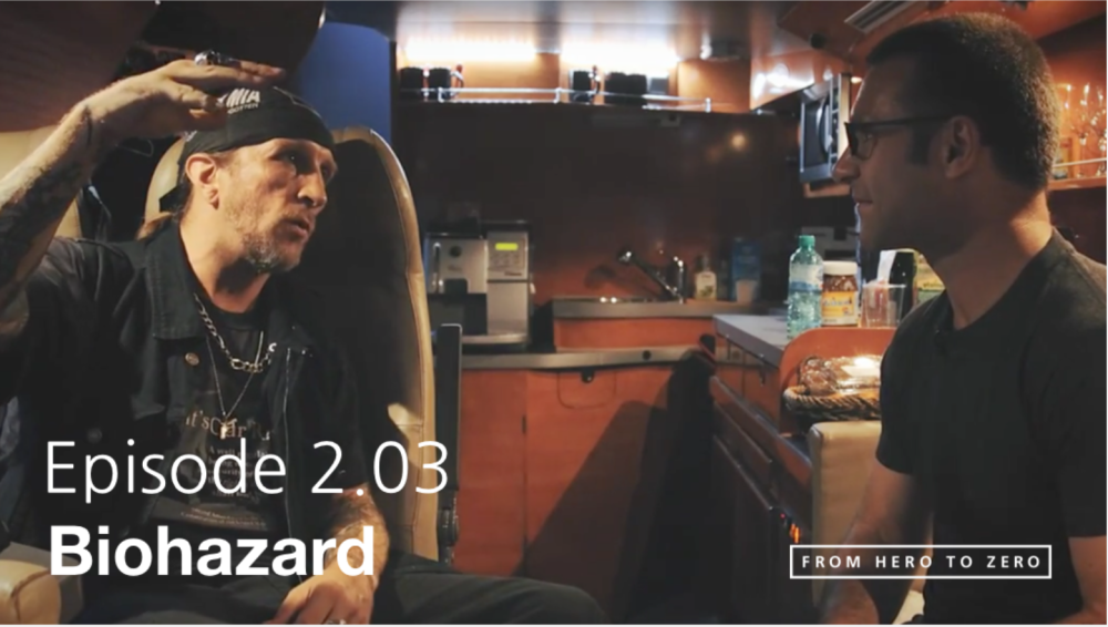 EPISODE 2.03: Biohazard's Bobby Hambel on the importance of playing live