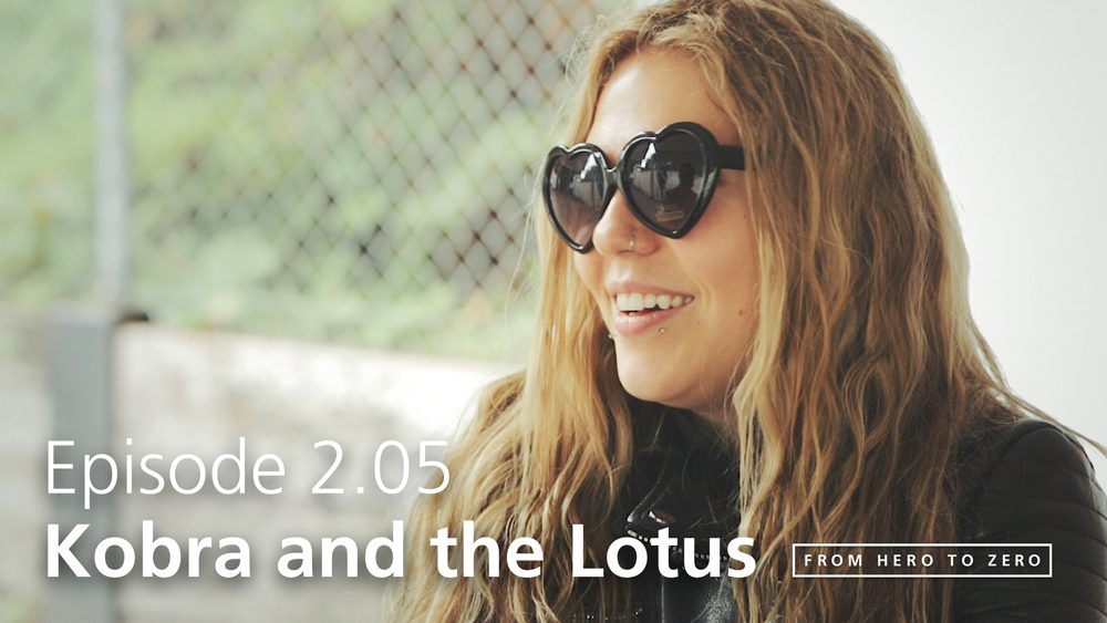 EPISODE 2.05: Kobra Paige of Kobra and the Lotus on opportunities and challenges