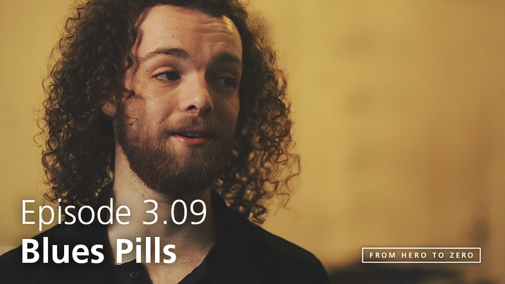 EPISODE 3.09: Dorian Sorriaux of Blues Pills talks tech, touring and 'friend-blasting'