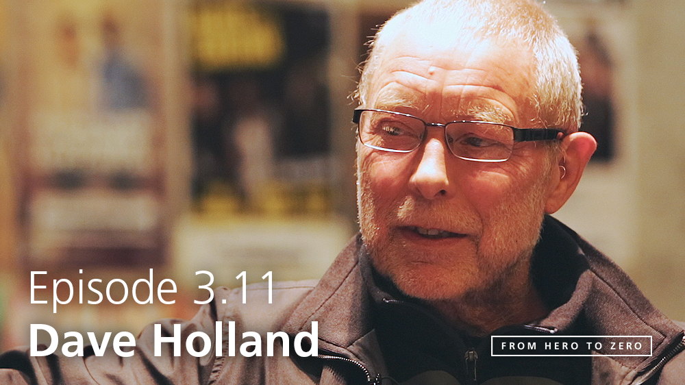 EPISODE 3.11: Dave Holland on responsibility, publishing rights, and social media