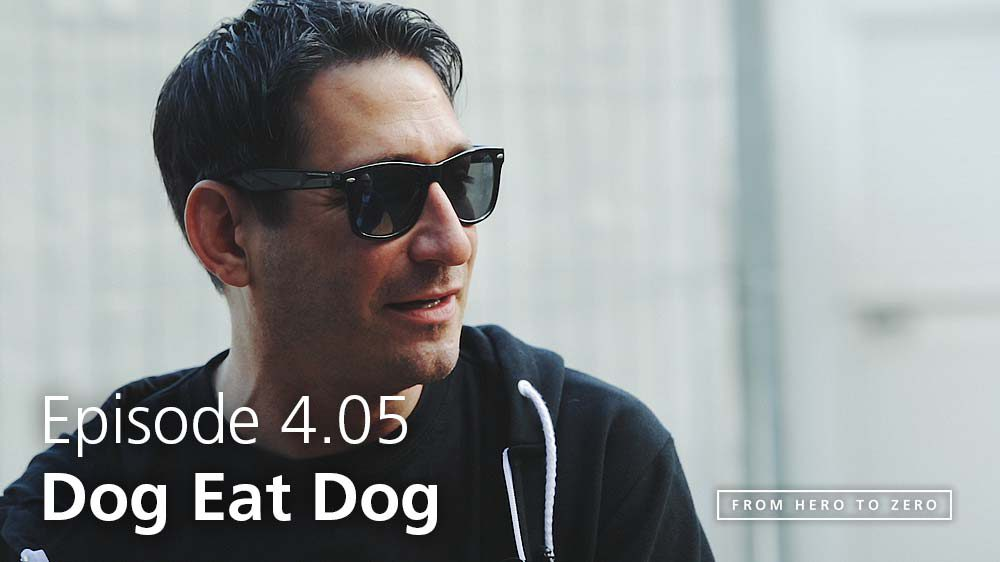EPISODE 4.05: Dave Neabore of Dog Eat Dog talks nostalgia, listening to an album fully through, and new music