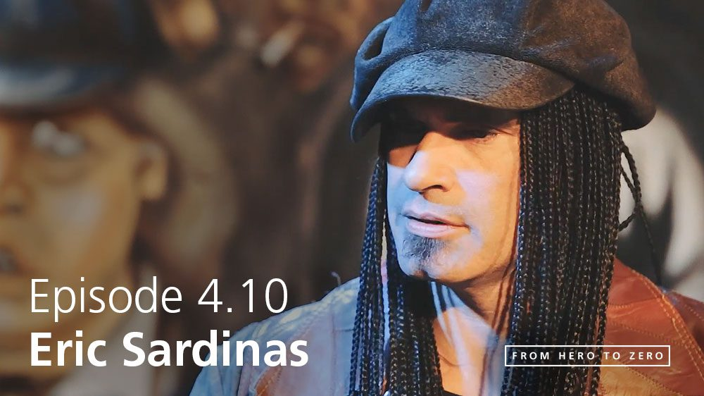 EPISODE 4.10: Eric Sardinas on the changes in the biz, bootlegs and more