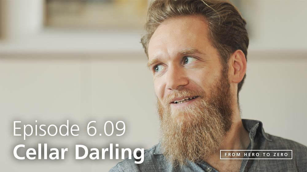 EPISODE 6.09: Merlin Sutter of Cellar Darling on starting a band in this day and age