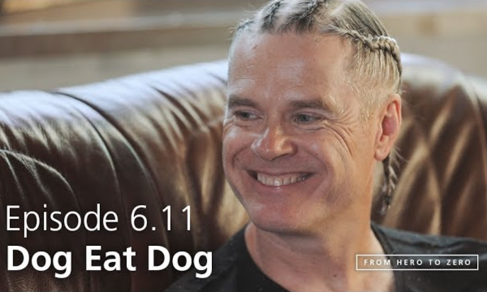 EPISODE 6.11: John Connor (Dog Eat Dog) on the changes in the music business