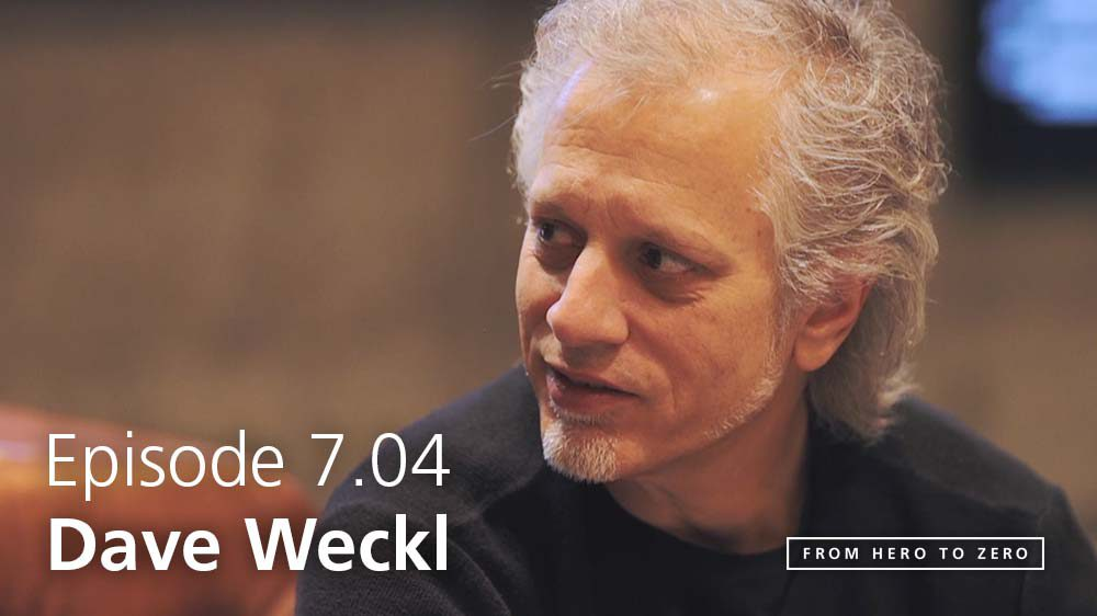 EPISODE 7.04: Dave Weckl on the pros and cons that digital technology brought to music