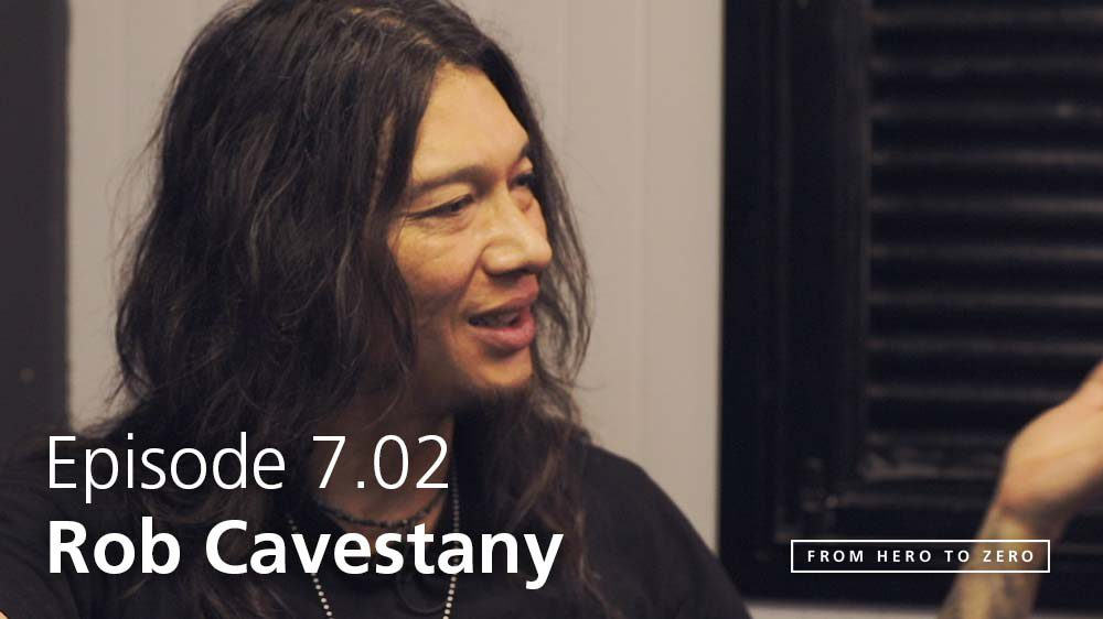 EPISODE 7.02: Rob Cavestany of Death Angel elaborates on the band's evolution