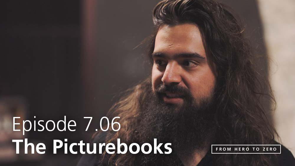 EPISODE 7.06: Fynn Grabke (The Picturebooks) and his perception of the music world today